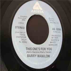 Barry Manilow - This One's For You download free