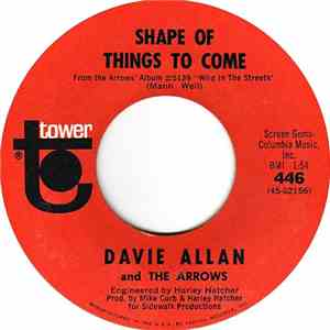 Davie Allan And The Arrows - Shape Of Things To Come download free