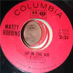 Marty Robbins - Up In The Air / One Of These Days download free